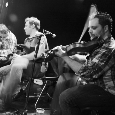 Cèilidh at the Bongo Club